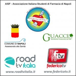 Giornata Mondiale per la lotta all'AIDS. Distribuzione preservativi. Federico Tv & Road tv Italia